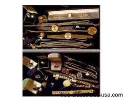 Chicago Pawnshop Selling Gold & Silver Krugerrands, Eagles