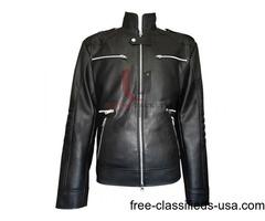 Aaron Paul Season 5 Breaking Bad Slim-fit Leather Jacket
