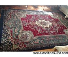 Beautiful Oriental rug from Turkey