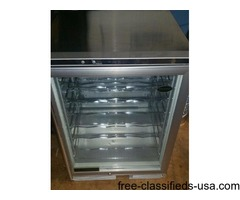 Wine cellar ice box