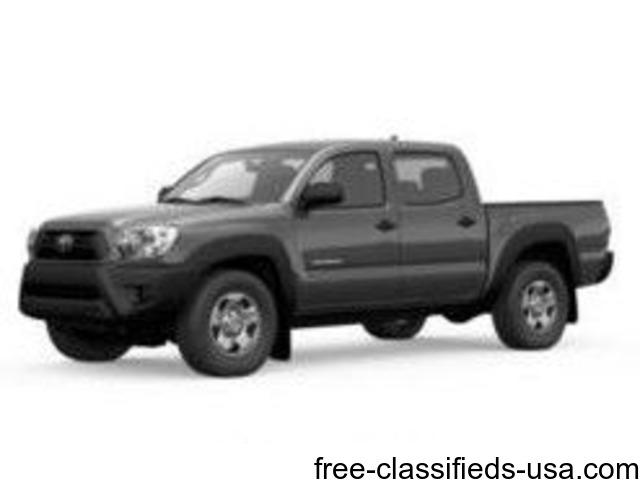 2014 Toyota Tacoma Prerunner V6 Trucks Amp Commercial