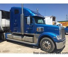 2016 Freightliner Coronada RTR# 6063083-01