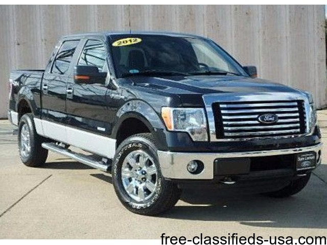 2012 Ford F-150 XLT - Trucks & Commercial Vehicles ...