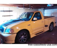 2003 ford f150 BOSS edition