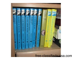 NANCY DREW AND HARDY BOYS BOOKS