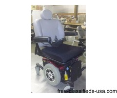 Pride Jazzy Power Chair