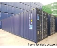 Eastern Shore: Intercube Now Selling Cargo Shipping Containers