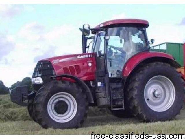 2012 Case IH Puma 160 Tractor | free-classifieds-usa.com