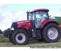 2012 Case IH Puma 160 Tractor