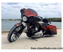 2012 Harley-Davidson Street Glide Touring