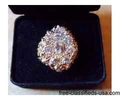 large diamond ring 3.25 cts!