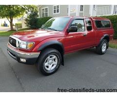 2003 Toyota Tacoma TRD