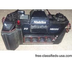 Nishika 3D camera digital