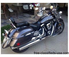 14 Yamaha Road Star