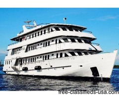 Rental Boat City Tour, Fishing Tour, Parintins Festival and New Year's