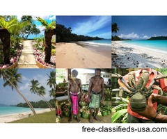 Cheap Accommodation Vanuatu, Beach House Deals Santo