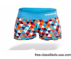 Trendy StrongerRx Comp Shorts for Excellent Performance