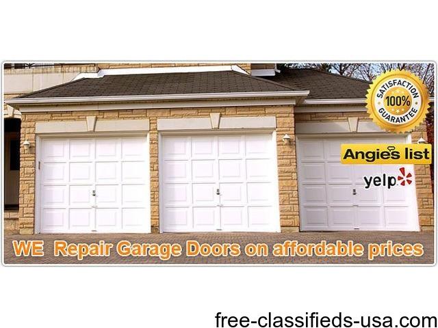 garage door opener and repair in long island repair