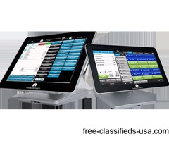 Upgrade to a full featured, touch-screen POS system At No Cost