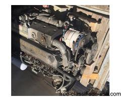 Selling a Yanmar 6LY Marine Diesel