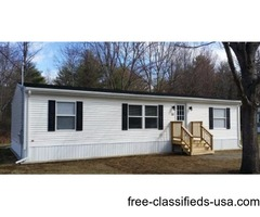 Reduced! Totally Renovated Double Wide in Park!