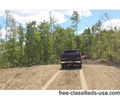 3 Off Grid Acres in Lee, ME with Owner Financing