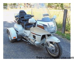 97 honda goldwing aspencade trike
