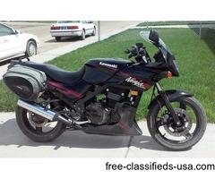 2008 Kawasaki Ninja EX500
