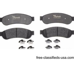 Raybestos ATD1067M Rear Super Premium Semi Metallic Brake Pads