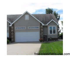 Townhouse for sale in West Des Moines