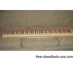 New Piano Keytops - Piano Key Recovering, Quad Cities and USA