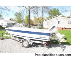 boat for sale 17ft seaswirl