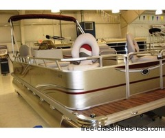 Fishing Pontoon! Early Fall Special! 2016 Qwest Adventure 820 VX!