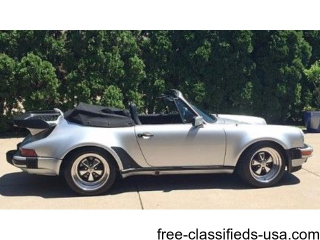 1980 porsche 911 sc cabriolet convertible for sale cars davenport iowa announcement 39354. Black Bedroom Furniture Sets. Home Design Ideas