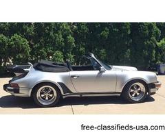 1980 Porsche 911 SC Cabriolet Convertible For Sale