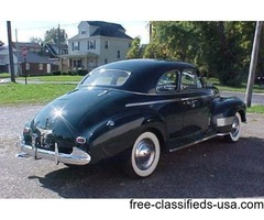 1941 Chevrolet Other SPECIAL DELUXE COUPE