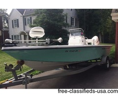 2006 Kenner Vision 2103 with Evinrude Etec 150
