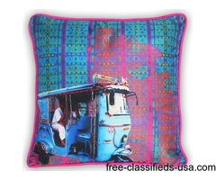 Buy Best Range of Pillow Covers Designs at Mirraw