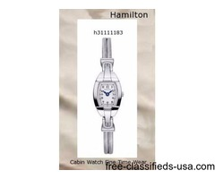 Hamilton Lady Hamilton Stainless Steel Ladies Watch H31111183