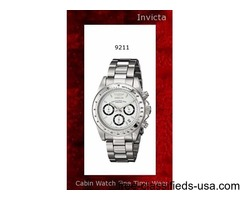 Invicta Men's 9211 Speedway Collection Stainless Steel Chronograph