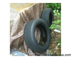 Used tires p/225:65/17