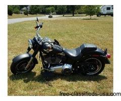 2012 Harley Davidson Fatboy Lo