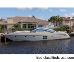 2010, 68′ AZIMUT 68S For Sale