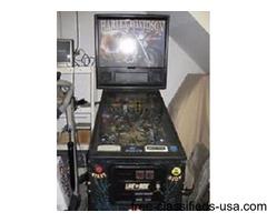 2002 Davidson Pinball Machine