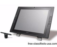 Cintiq 21UX wacom tablet