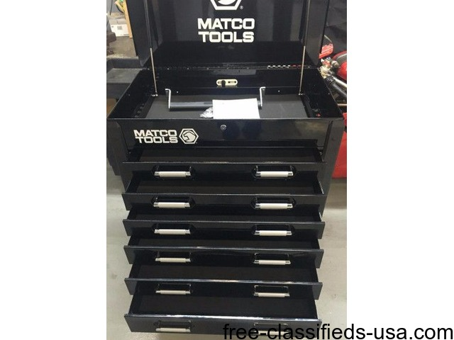 BrandnewMatcotoolboxneverused450$retails1300$