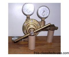 High Pressure Compressed Air Regulator Type P - $85