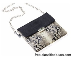 Designer Handbags, Carryalls ,Clutches - PLIA
