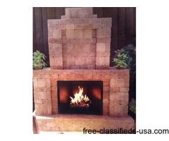 Custom Grills, Fire pits and Outdoor fire places