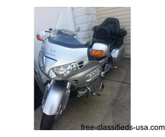 2005 Goldwing 30th annarverary edition